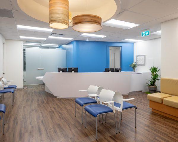 dentist office design vancouver